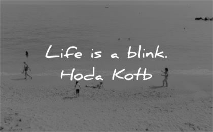 grief quotes life blink hoda kotb wisdom beach people